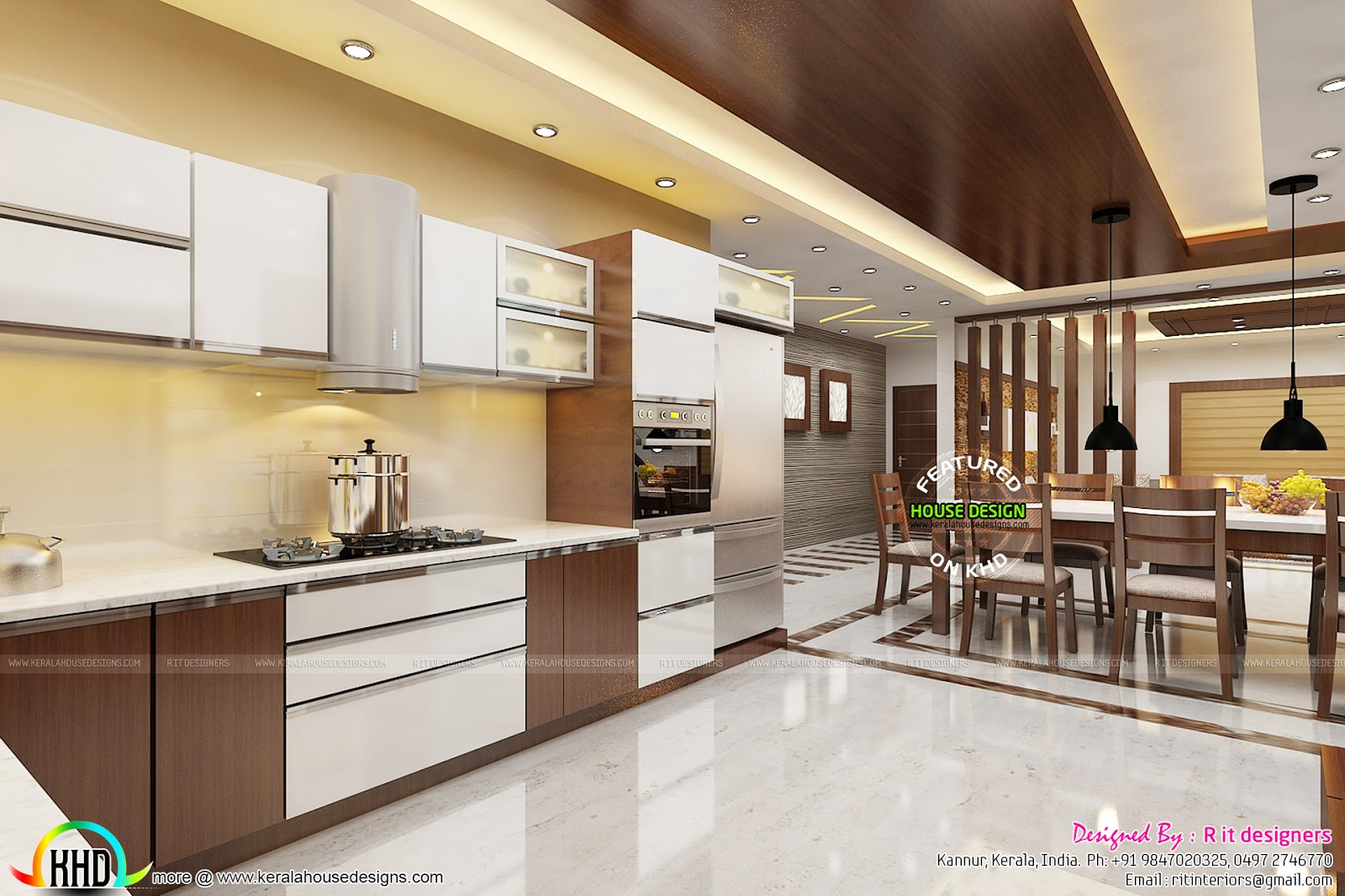 2017 kitchen and dining trends in kerala kerala home for Kitchen trends