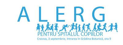 Craiova 03 Septembrie - Alerg pentru Spitalul Copiilor