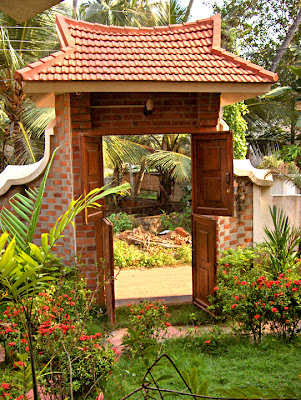 Keralaarchitect Com Design Concepts For Gate And Compound