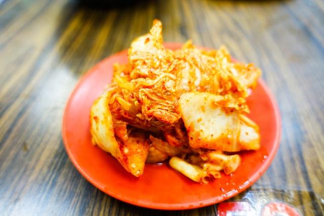 一嘉一素食園韓式泡菜