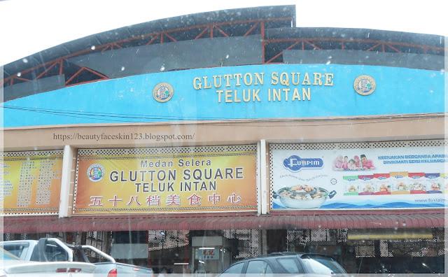 Glutton Square,Teluk Intan