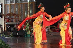 Tari Jaipong Kesenian Tradisional Berasal Dari Jawa Barat