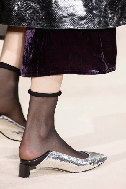 Paris fashion Week | Loewe Fall 2016 Details