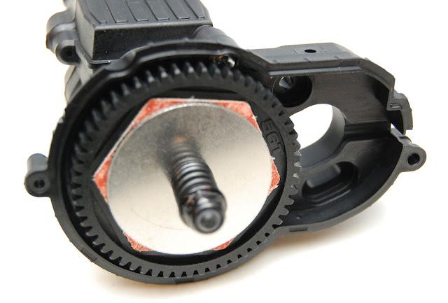 Axial SCX10 II slipper clutch
