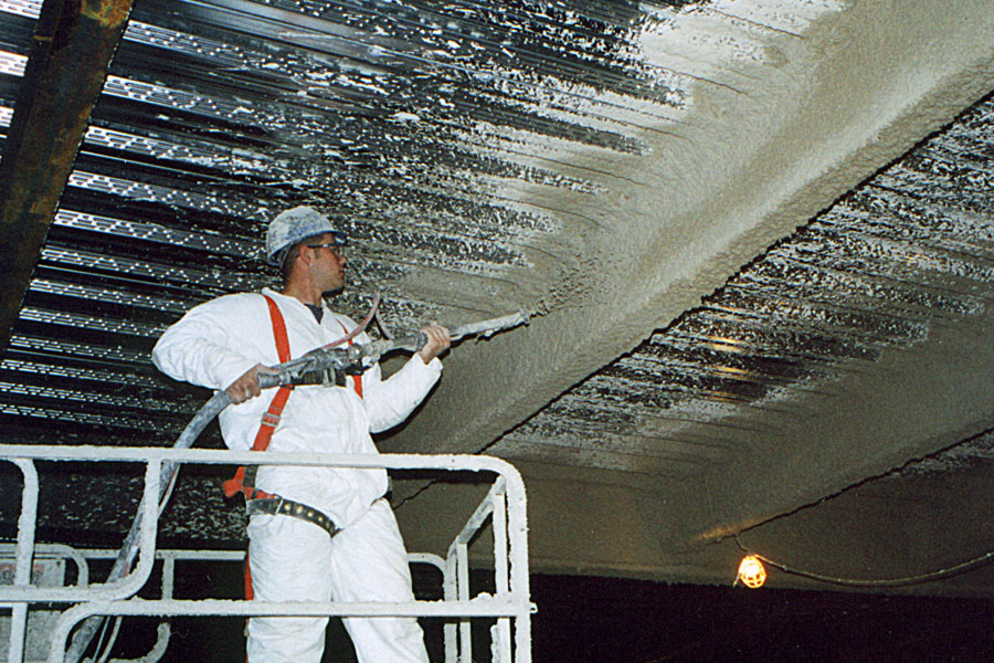 Fireproof Paint For Industrial Amp Commercial Buildings With