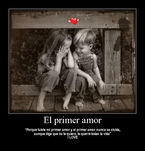Imagenes Lindas De Mi Primer Amor Imagenes Con Frases De Amor