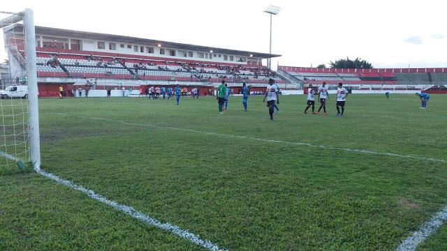 Alagoinhas e Catu empatam em seus respectivos jogos pelo Intermunicipal 2017