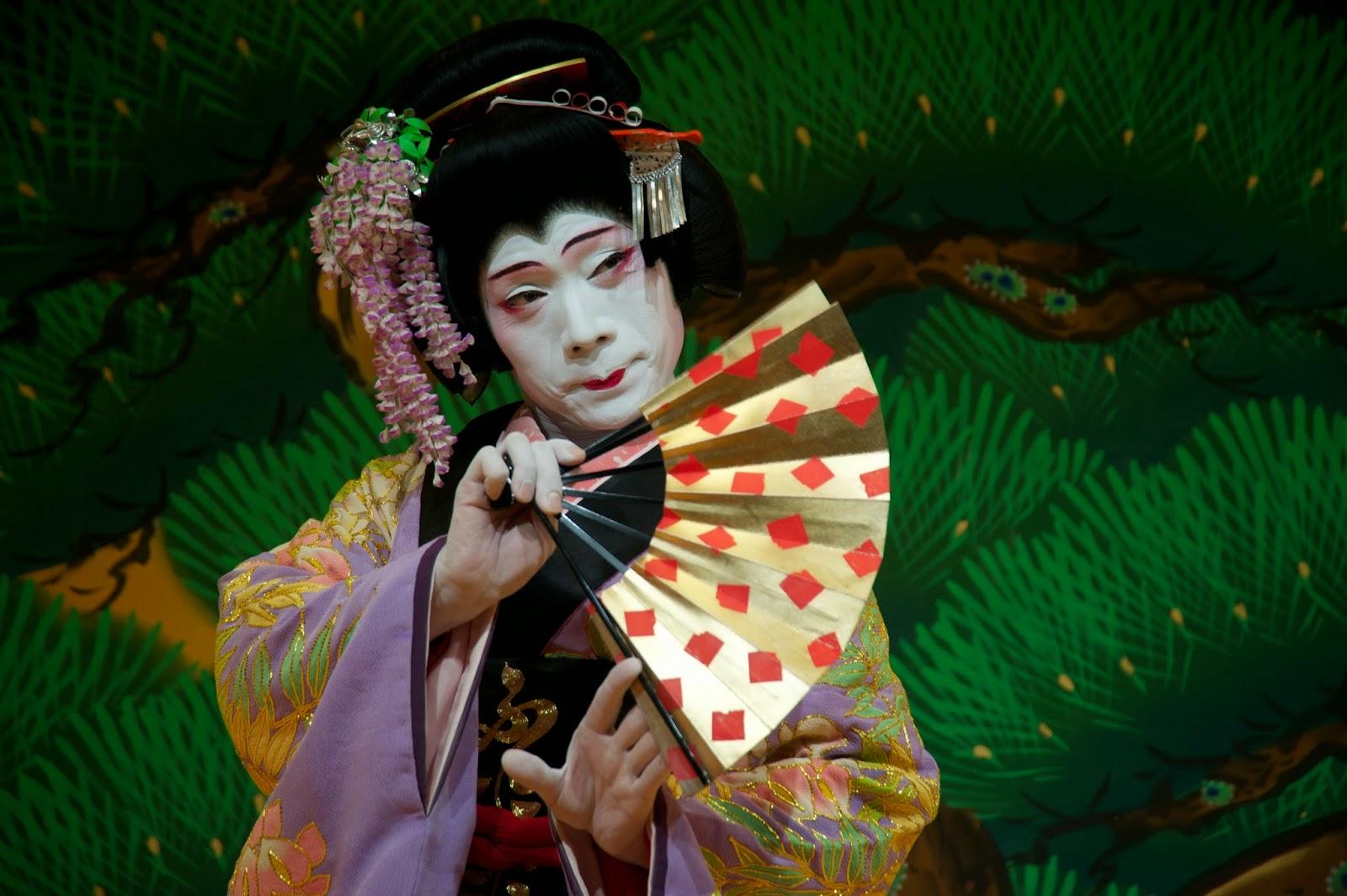 Pinoy Gazette Isang Pagsilip Sa Sining Ng Kabuki