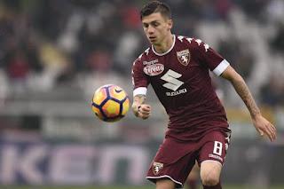 Daniele Baselli Bawalah Aku Roma