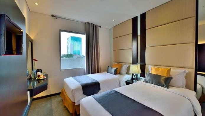 Serela Waringin Hotel Terletak Sangat Strategis Di Bandung Menyediakan Pelayanan Yang Ramah Dan Fasilitas Modern