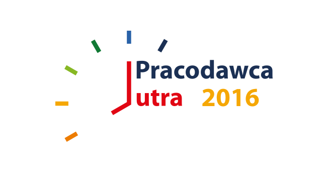 Logo konkusu Pracodawca Jutra 2016