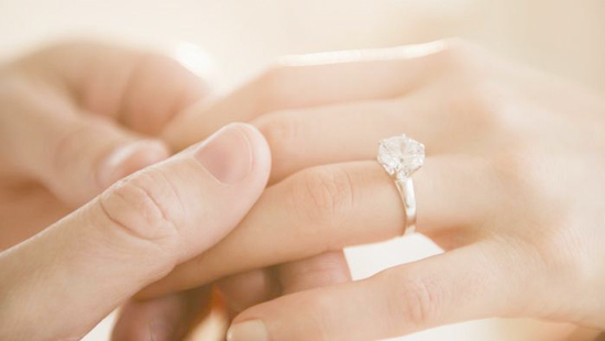 SELLING WEDDING JEWELRY TAKES OFF AS A TREND