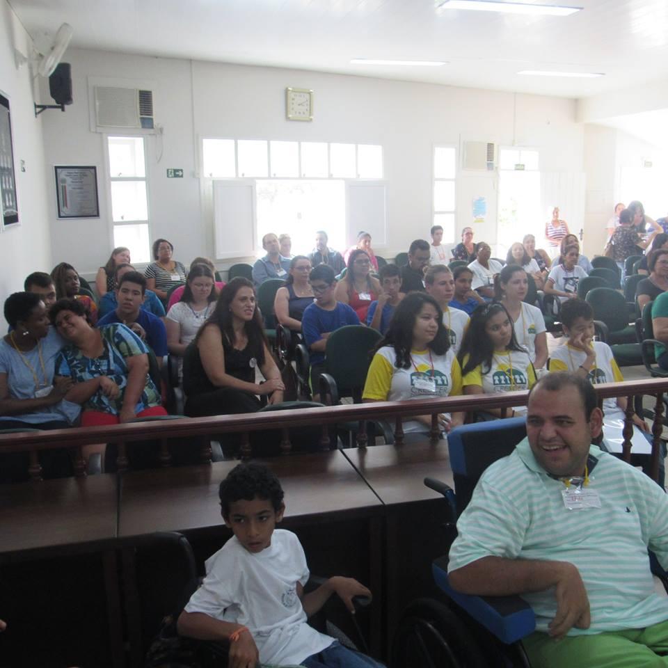 Vereador participa da Conferência Municipal dos Direitos da Criança e do Adolescente
