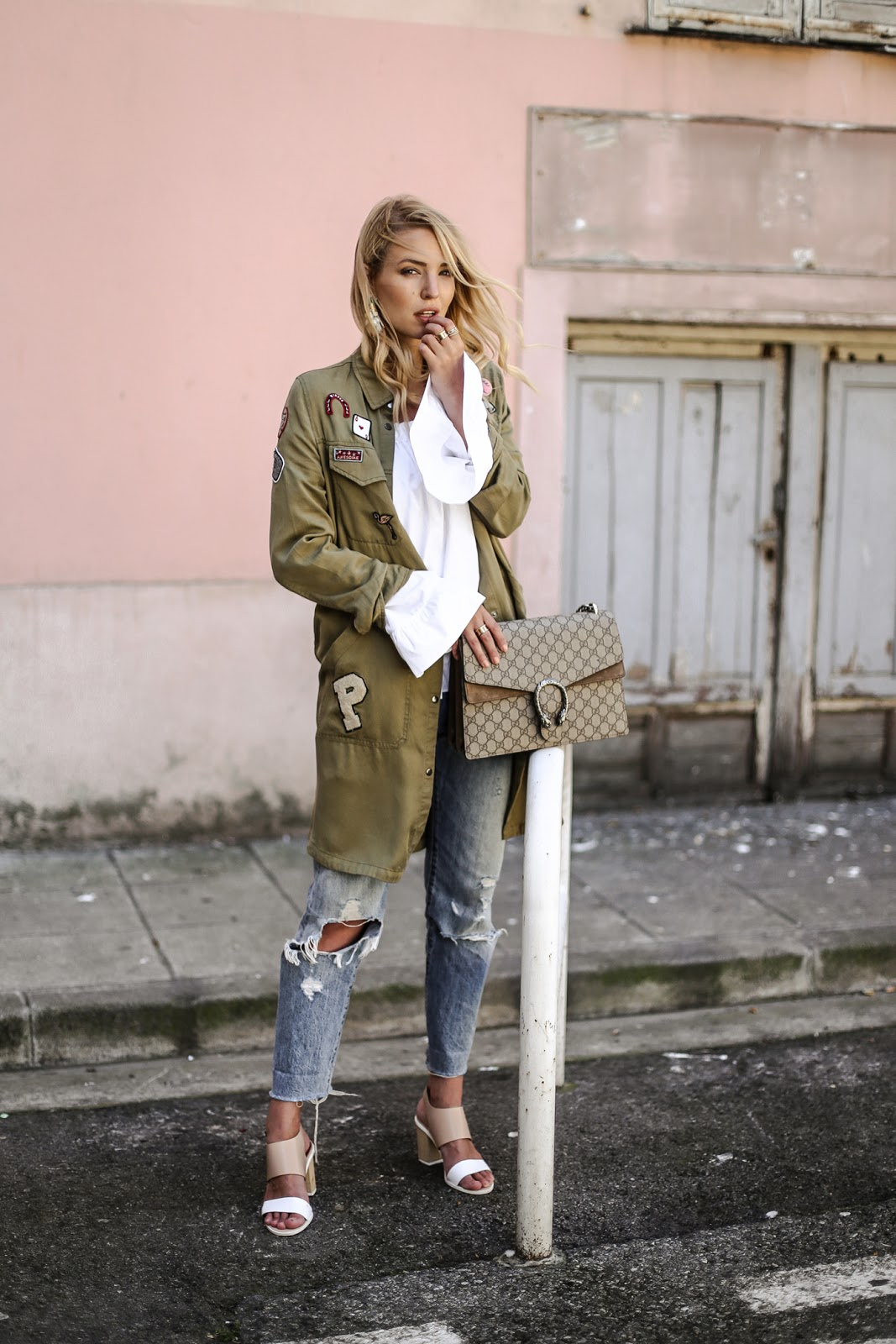 The Style Bloggers No 39 Gucci Dionysus Amp Oversized
