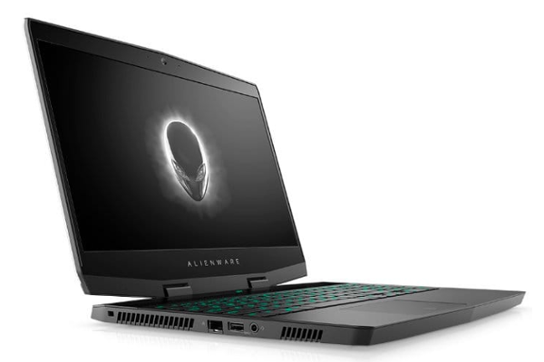 m15 is Alienware's thinnest and lightest 15 gaming laptop