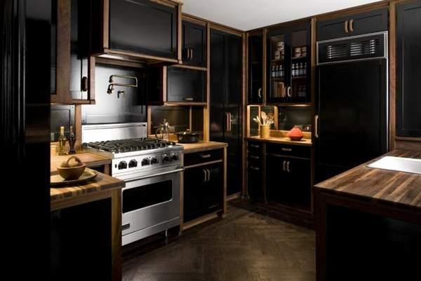 desain dapur untuk laki-laki
