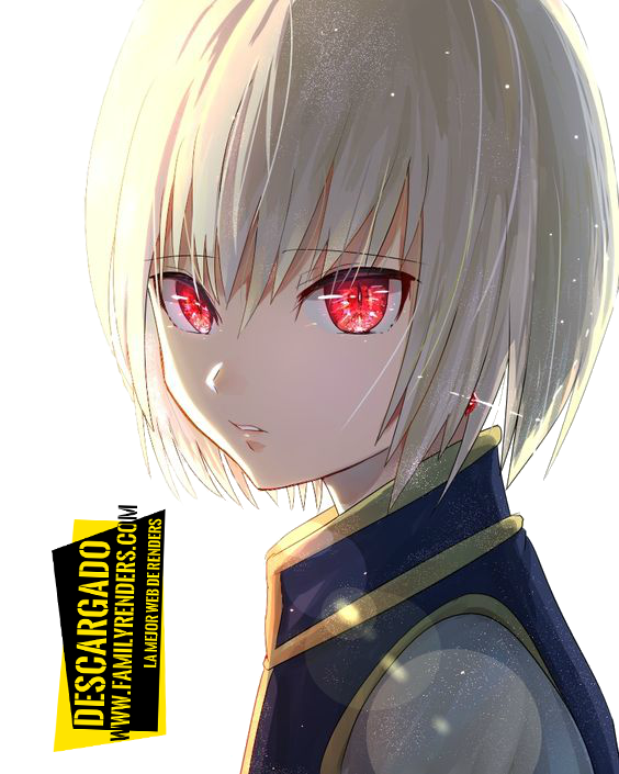 render kurapika