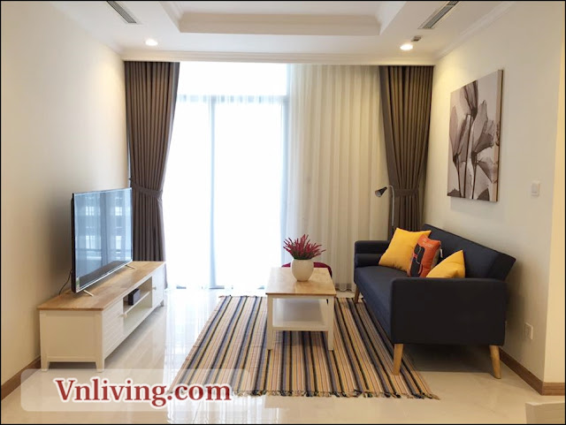 Apartment for rent in Masteri Thao Dien 2 bedrooms Tower number unit 6
