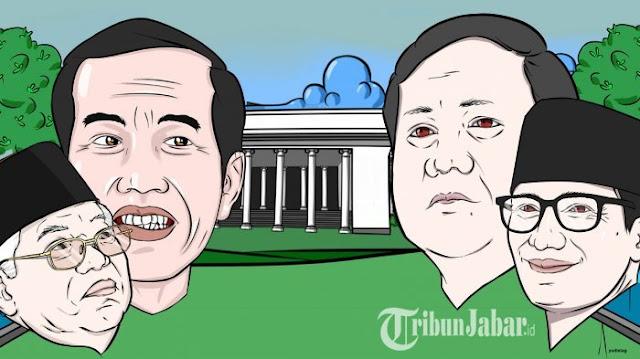 Polling Twitter: Prabowo - Sandi Unggul Jauh