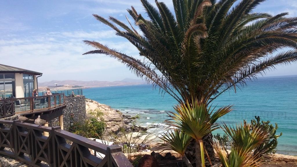 Wyspy Kanaryjskie Fuerteventura Ocean