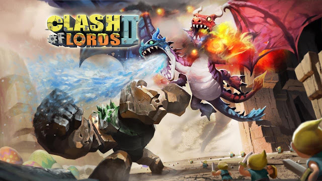 Clash of Lords 2: New Age v1.0.268 Android Apk Download