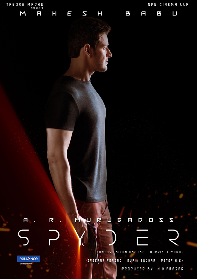 Mahesh Babu Spyder Movie Hd 1080 Pic