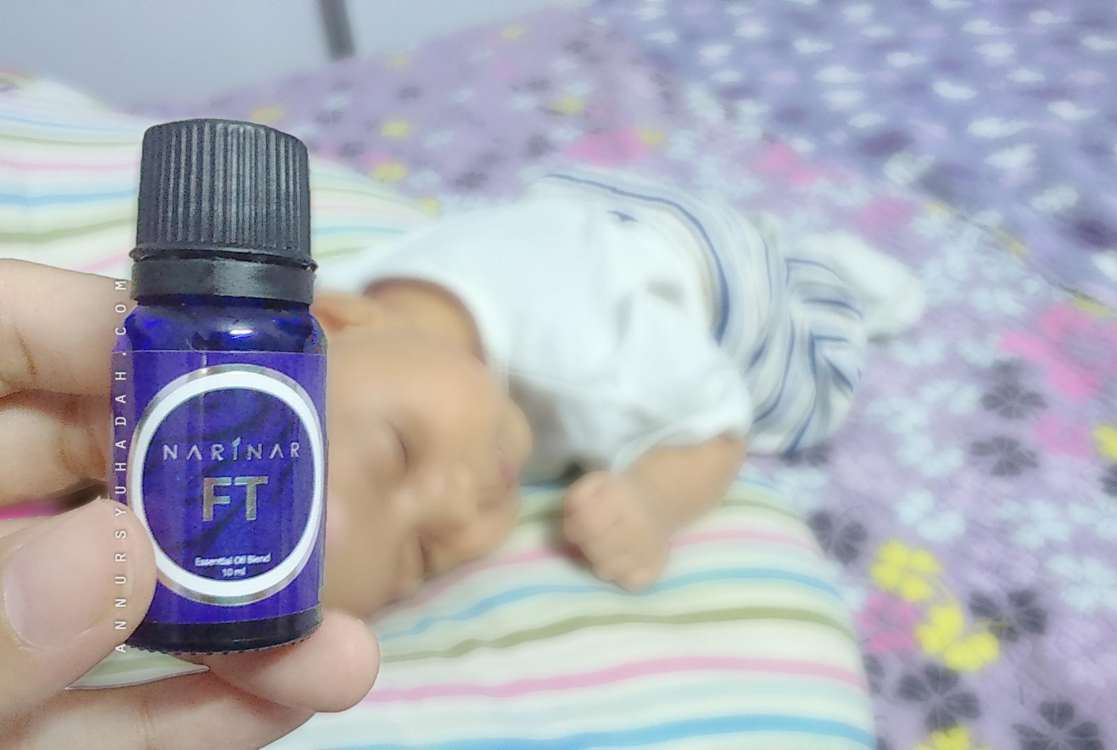 rawat selsema dan batuk bayi