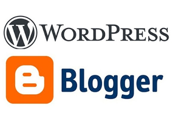 Wordpress Blogger Blogging how to start blogging