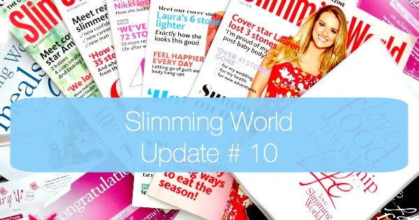 Beauty And Me Slimming World Update 10