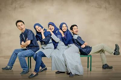 Septi Peni Wulandani dan keluarga
