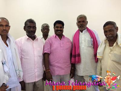 MLA Hanmanth shinde Birthday Celebration - Mana Telangana
