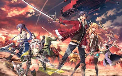 "Videojuegos: Nuevas imágenes del ""The Legend of Heroes: Trails of Cold Steel II""  - Marvelous Europe"