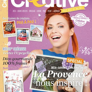 Sweet Table pour Le Mag Créative