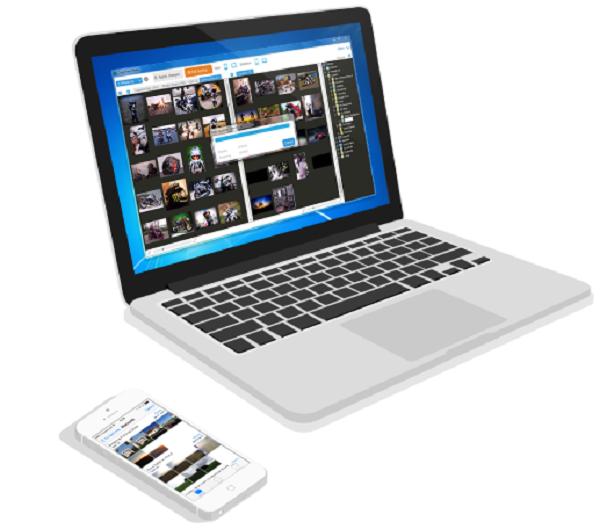 Iphone: استرجع وخزن الصور من آيفون iPhone أو iPad على جهاز الكمبيوتر