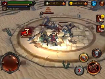 game mmorpg eternity warriors