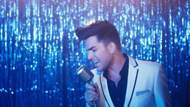 Adam Lambert - Another Lonely Night - Music Video Cover