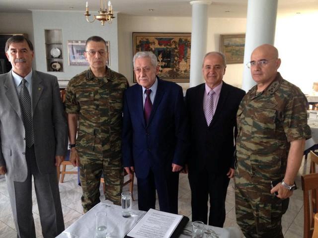 Κουβέλης: Τι είπε για την απόφαση του ΣτΕ και την περαιτέρω μείωση συντάξεων αποστράτων
