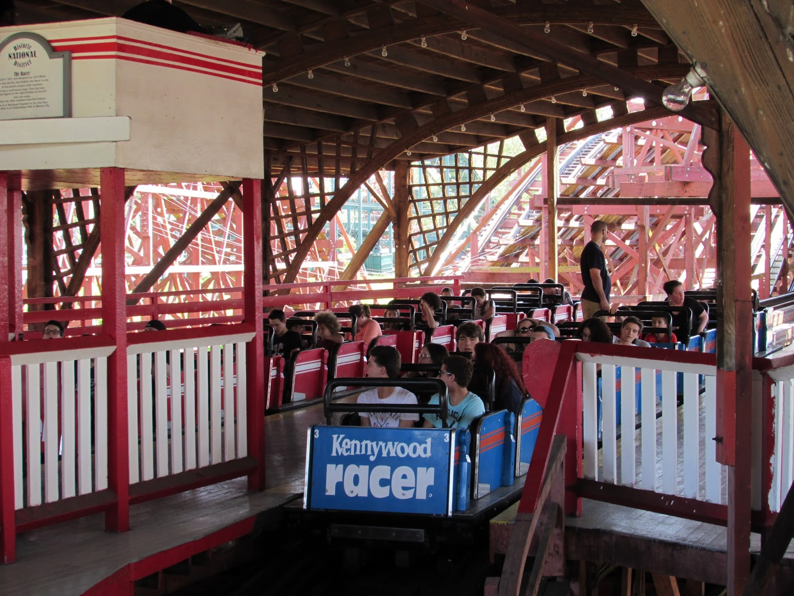 A Visit To Historic Kennywood Park West Mifflin PA