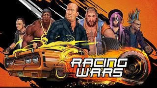 Racing Wars Go! v1.0.5 MOD Apk + Data Obb