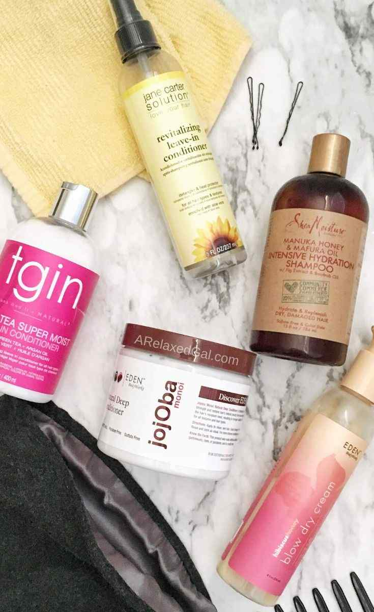 Good and bad hair product ingredients | A Relaxed Gal