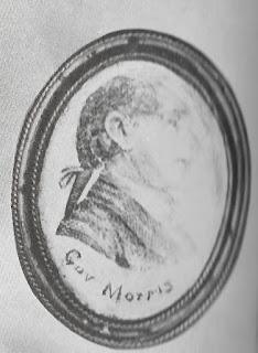 Governmor Morris Cabinet Knob