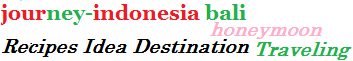 journey indonesia