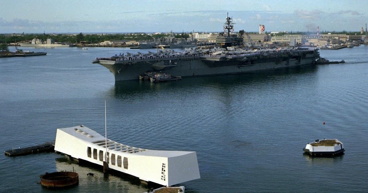 'Topgun': Pearl Harbor, Vietnam & F-35s