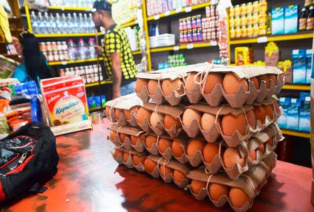 Inflación en marzo bajó a 18,1% pero la interanual pasa del 1.600.000 %