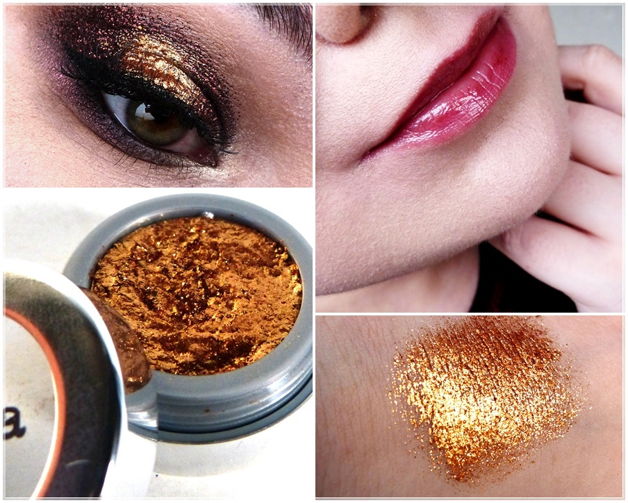 stila comex gold review & Make Up