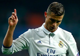 Warganet Heboh Ronaldo Tinggalkan Real Madrid