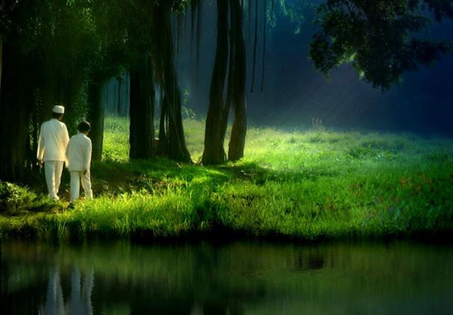 belajar keikhlasan dan kesabaran nabi ibrahim