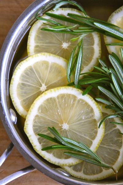 How To Make A Lemon Wreath