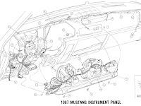 30+ 1968 Mustang Fuse Box Wiring Diagram Gif