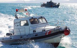 إحباط عملية اجتياز للحدود البحرية خلسة